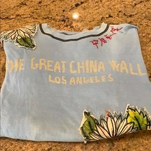The Great China Wall